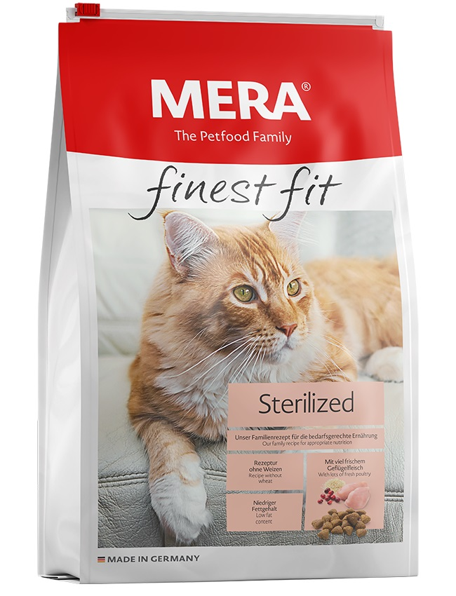MERA finest fit Sterilized 1,5 kg